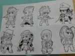 Ul bookmarks by Ayano94