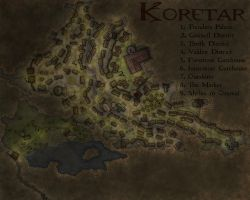 Koretar - Monthly Challenge by eViLe-eAgLe