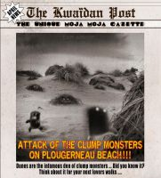 THE KWAIDAN POST UNE AVRIL  2014 by LEQUARK