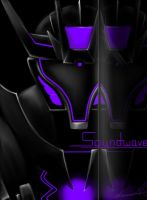 Soundwave TFP by sherrill018