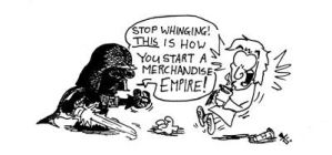 Star Wars Gag by babylon-sticks