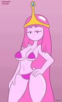 Bikini Gum Collab by ScoBionicle99