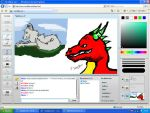 iscribble Dragon by TalesOfDracovia