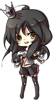 Chibi Commish - Nafi by Daenarys