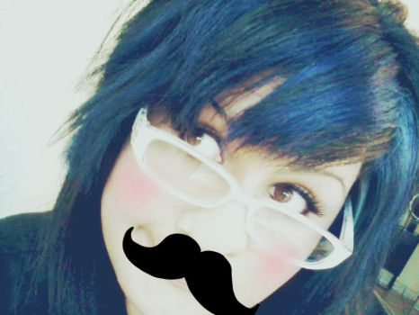 Moustache by Ketcia
