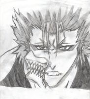 Grimmjow by t2thea2them