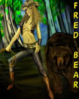 Fred Bear by williams731210