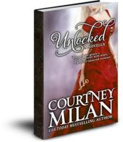 Unlocked by Courtney Milan by Phatpuppyart-Studios