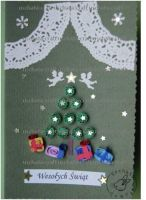 Quilling - Card 31 by Eti-chan