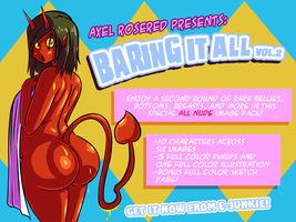 Baring it All Vol. 2 by Axel-Rosered