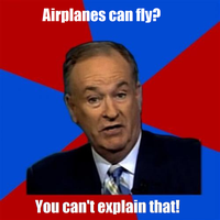 Bill O'Reilly-Airplanes by Rthecreator