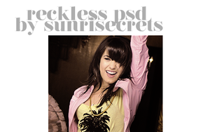 Reckless PSD by sunrisecrets