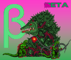 Neo Genesis - Beta Biollante Bio by Burninggodzillalord