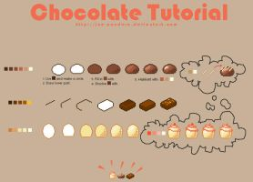 Chocolate Tutorial by Ice-Pandora