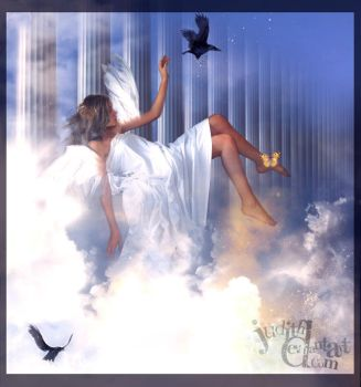 Four Elements - Air by judith