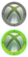 Xbox 360 Start Orb by Trisomyy21