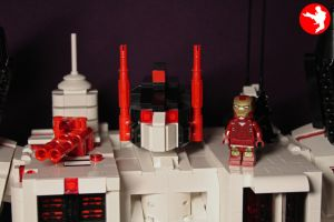 LEGO Transformers Masterpiece Metroplex 2015 - 014 by Dejin-Art