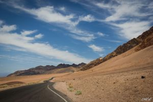On the road to death valley by MCL28