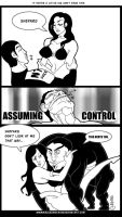 Mass Effect Assuming Control by macawnivore