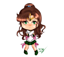 Chibi Sailor Jupitor by lilYumi-chan