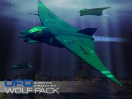 0216 Wolf Pack by AbaKon