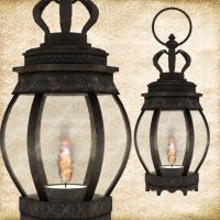 Lamp 1 by Just-A-Little-Knotty