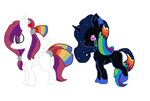 Pony adoptable Sheet 11 by Kyah-Pony-Adoptables