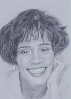 Whitney Houston Forever 2 by phantastes