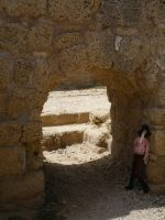 Mouse in Caesarea 7 by raewhitewolf
