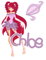 TRADE: Chloe Enchantix design by CharmedWings