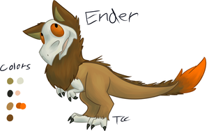 Ender by TheCheeseCannibal