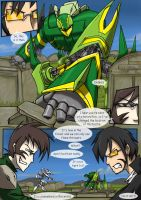 Steel Nation fight 4 page 1 by kitfox-crimson