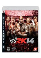 WWE 2K14 PS3 Cover ~ My Design by MhMd-Batista