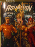 Aquaman and Mera by eerieINFECTIION