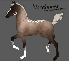 Nordanner Foal 5410 by RW-Nordanners