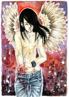 Suicidal Angel by Mitchu