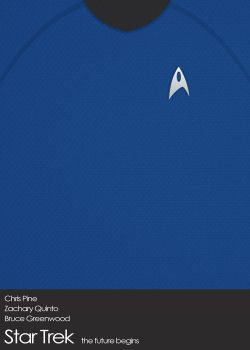 Star Trek - Minimalistic by Al-Pennyworth