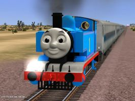 Thomas' Wonderful American Journey by ThomasandTUGSFan