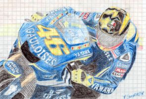 Vale-Rossi by ShinjiRHCP
