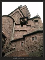 Haut Koenigsbourg by Crooty
