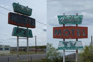 Wallers Motel by RonTheTurtleman