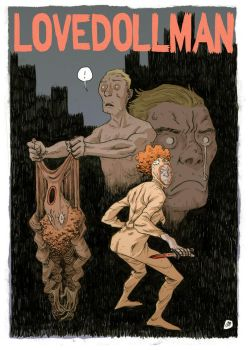 lovedollman cover by marklaszlo666