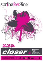 closer poster by SirPrimate