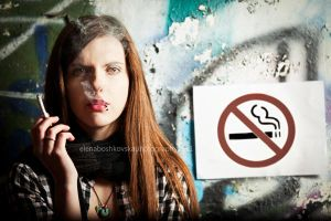 No smoking? by SweetPandemonium90