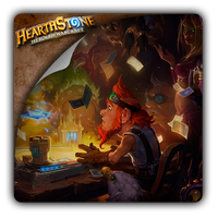 Hearthstone Heroes of Warcraft by Masonium