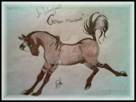 Greer for silverglass19 by Leadmare