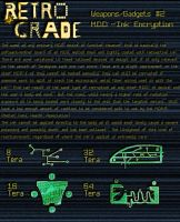 Retrograde Weapon/Gadgets: # 2 by shadefalcon