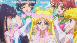 Sailor Moon Crystal Friendship 1366x768 by NatouMJSonic