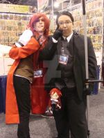 PCC '13 ~ Grell and Will by LumBabsFan