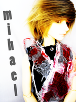 Mihael vs Kyo I by sweet-potato-ocarina